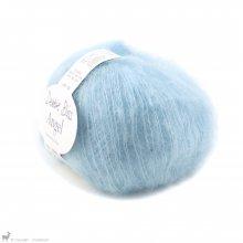 Fil de soie Angel Bleu Mer 49