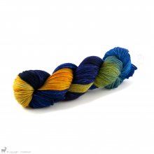 Traveller African Daisy - Dragonfly Fibers