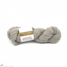 Laine de mouton Wool Local Gritstone Flax 804