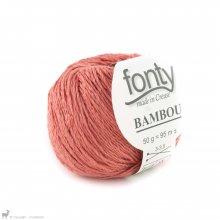 Bambou Rose Corail 451