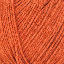 Fil de coton Bohème Orange Flamboyant 384