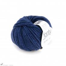 Laine d'alpaga Boréal Bleu Bourrache 709