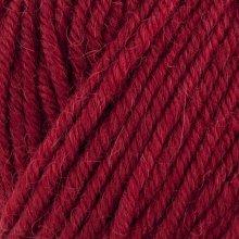 Laine d'alpaga Boréal Rouge Espelette 700