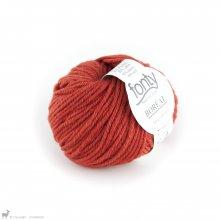 Laine d'alpaga Boréal Rouge Safran 701