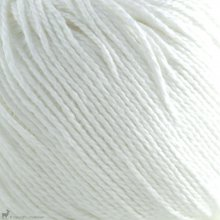 Fil de coton Cotton Club 3 Blanc Travolta 126