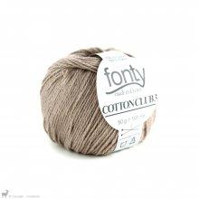 Cotton Club 3 Brun Fever 492 - Fonty