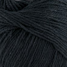 Fil de coton Cotton Club 3 Noir Johnny 489