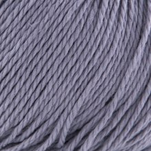 Fil de coton Cotton Club 3 Gris Paillette 507