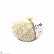 Laine mérinos Fado Blanc Meringué 660 Bain 401