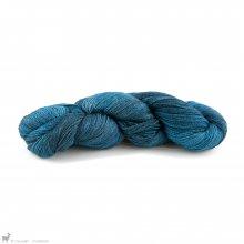 Fil de soie Gleem Lace Bleu Deep Aqua