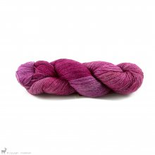 Fil de soie Gleem Lace Rose Mixed Magentas