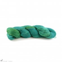 Gleem Lace Vert Sea Green