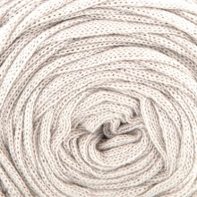 Fil de coton Hoooked Ribbon XL Blanc Beige 33