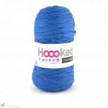 Fil de coton Hoooked Ribbon XL Bleu Foncé 29