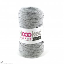 Hoooked Ribbon XL Gris Perle 041