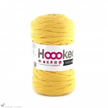 Fil de coton Hoooked Ribbon XL Jaune Banana 35
