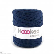 Fil de coton Hoooked Zpagetti Bleu Marine