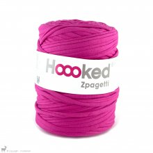 Hoooked Zpagetti Rose Fuschia - Hoooked