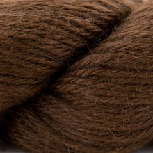 Baby Llama Brun Chocolat CO - Illimani Yarn