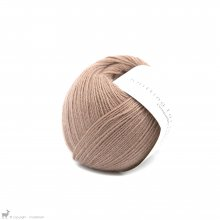 Laine cachemire Knitting For Olive Compatible Cashmere Rose Clay
