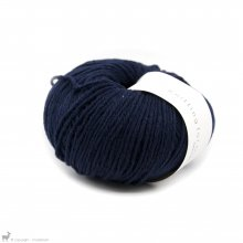 Worsted - 10 Ply Knitting For Olive Heavy Merino Navy Blue
