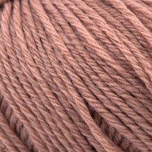 Worsted - 10 Ply Knitting For Olive Heavy Merino Terracotta Rose