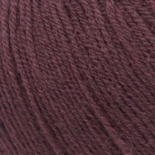 Laine mérinos Knitting For Olive Merino Bordeaux