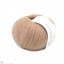 Laine mérinos Knitting For Olive Merino Camel Rose