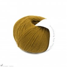 Laine mérinos Knitting For Olive Merino Dark Ocher