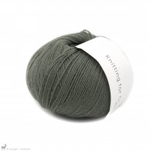 Laine mérinos Knitting For Olive Merino Dusty Sea Green