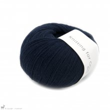 Laine mérinos Knitting For Olive Merino Navy Blue