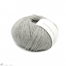 Laine mérinos Knitting For Olive Merino Pearl Gray