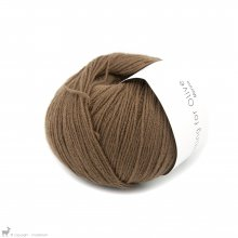 Laine mérinos Knitting For Olive Merino Soft Cognac