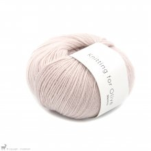 Laine mérinos Knitting For Olive Merino Soft Rose