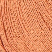 Fingering - 04 Ply Knitting For Olive Pure Silk Mandarin Orange