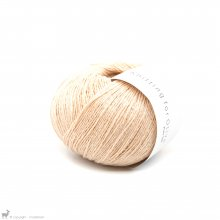 Fingering - 04 Ply Knitting For Olive Pure Silk Soft Peach