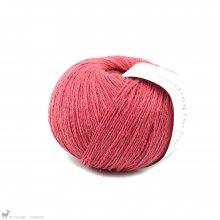 Fil de soie Knitting For Olive Pure Silk Watermelon