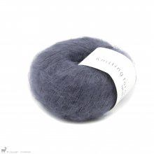 Fil de soie Knitting For Olive Soft Silk Mohair Dusty Violet