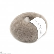 Fil de soie Knitting For Olive Soft Silk Mohair Linen