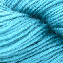 Fil de coton Creamy Flame Aqua Marine 7112