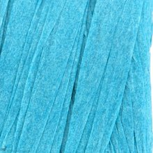 Fil de raphia Papyrus Bleu Turquoise 21