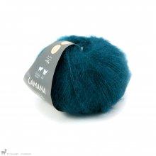 Fil de soie Premia Bleu Pétrole 24