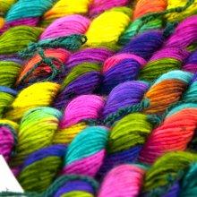 Laine mérinos Unicorn Tails Piñata Pop 468