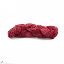 Laine mérinos Malabrigo Silky Merino Raspberry 401