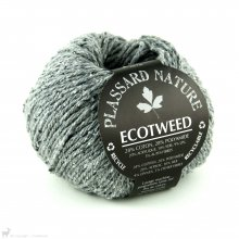 Ecotweed Gris Moucheté 04 - Plassard
