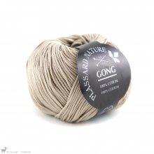 Fil de coton Gong Brun Sable 514