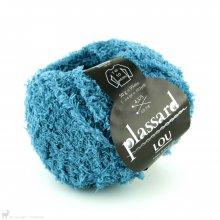 Fil polyester Lou Bleu Canard 206