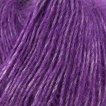 Fibres animales Muze Violet Améthyste 35