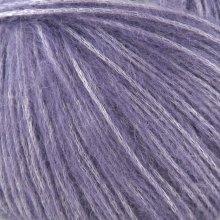 Fibres animales Muze Violet Nacré 18