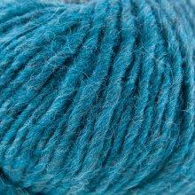 Laine d'alpaga Trappeur Bleu Cascade 50